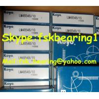Radial and Axial Loads In One Direction Taper Roller Wheel Bearing LM48548 / 10
