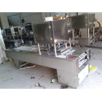 Automatic Tray Vacuum Gas Filling And Sealing Machine Manufactures