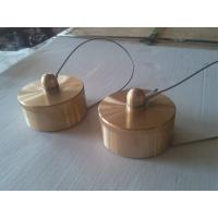 JIS F3003 BRASS sounding cap WITH CHAIN  For Marine Use Manufactures