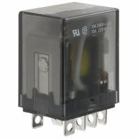 RELAY GEN PURPOSE DPDT 15A 24V PCLH-203A1S,000 Manufactures