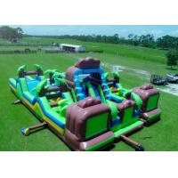 China Fun assault course for children / Jungle assault course birthday party / Tropical Obstacle on sale