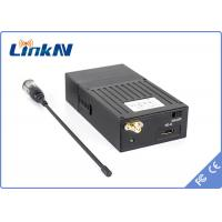 Hottest Light Weight Long Range H.264 Encoded COFDM Video Transmitter Manufactures