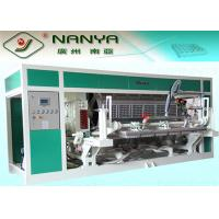 Waste Mouled Pulp Shoe Insert Machine Rotary Type With 8 Plates