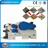 Forest machinery wood logs chip machine large capacity wood crusher Manufactures