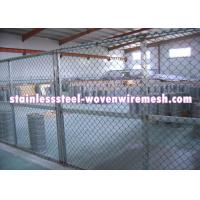 "FLAT / CRIMPED Gray Inconel Knitted Metal Mesh Plain Weave Wire Diameter 0.008 - 0.011 "" Manufactures"