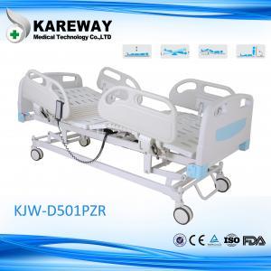 Robot Welding  Electric Hospital Bed , 4 Motors Adjustable Hospital Beds