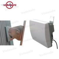 10W Each Band Mobile Phone Signal Jammer 43dBm With Large Radius Coverage Range Manufactures