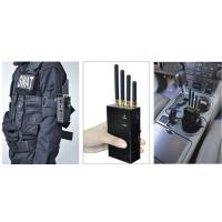 China High Power Handheld Portable Signal Jammer For Worldwide All Networks , TSL-N4 on sale