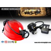 China Brightest Led High Power Mining Cap Lights With Strong Light Auxiliary Lights Sos on sale