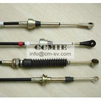 Cheap Original Sinotruck Spare Parts Howo Car Clutch Cable WG972557000 For SINOTRUK HOWO Truck for sale
