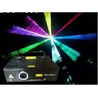 RGBY 200mW blue laser, 60mW green laser, 120mW red Laser Stage Lighting Projector Manufactures