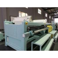 Buy cheap High Speed Horizontal Quilting Embroidery Machine 50.8mm Needle Distance from wholesalers