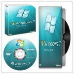 Sealed Box Windows Seven Enterprise Activation Online With Multi Language Manufactures