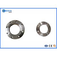 Forged ASTM B564 FF WN RF N08825 Nickel Alloy Flange Welding Neck Pipe Flange 600LB Manufactures