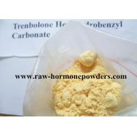 Healthy  Trenbolone Hexahydrobenzyl Carbonate Fat Burning 23454-33-3 Manufactures