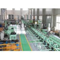 Carbon Steel / Cr-Mo Alloy Steel ERW Spiral Tube Finning Machine / Production Line