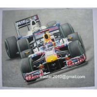 Unique work of arts - Sports oil painting from China supplier Manufactures