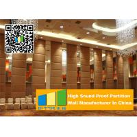 China Aluminum Frame Customized portable wall partitions Free Standing For Meeting Room on sale