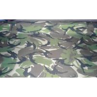 100% polyester 1000D Cordura fabric with camo pring uly coating for bags Manufactures