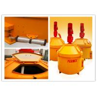 Quick Mixing Concrete Mixing Equipment Simple Structure With 2500L Output Capacity Manufactures