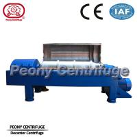 Cheap Full Automatic Decanter Centrifuges Drilling , Oilfield Decanter Centrifuge Solid Drum for sale