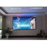 Cheap High Resolution Indoor Fixed LED Display With XP , WIN7 , WIN8 , VISTA System for sale