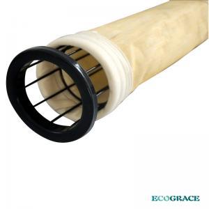 Dust Bag Filter Nomex Filter needle felt For Blast Furnace Smoke Filtration In Steel Plant Manufactures