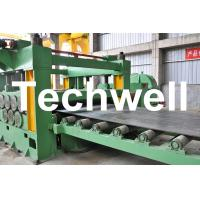 Buy cheap Double Support Uncoiler Stainless Steel Cut To Length Machine Line TW-CTL1250 from wholesalers
