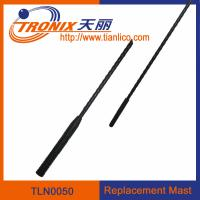 1 section mast car antenna/ replacement mast car antenna/ car antenna accessories TLN0050 Manufactures