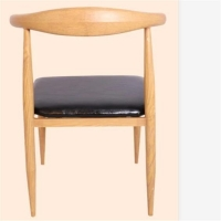 Home Office OEM Wooden 740mm Ergonomic Dining Chair Manufactures