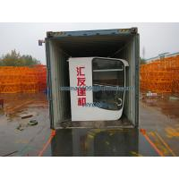 Cheap Tower Crane Parts QTZ Tower Crane Cabin With Sample Operate for sale