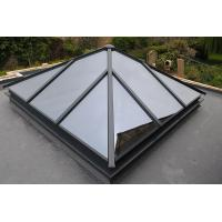 ANSI Z97.1 Standards Low E Tempered Glass For Skylights Roof  Window Manufactures
