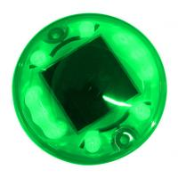 New Plastic Solar LED Road Reflector Stud round PC material solar cat eye road stud Manufactures