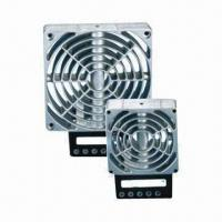 Space-saving Fan Heater with 0.8Nm Maximum Clamping Torque/2.5mm Manufactures