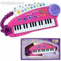 Plastic toy Electronic Organ Toy