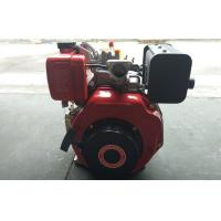 Cheap Customized 4.7HP Air Cooled Diesel Engine High Efficiency With Electric Starter for sale