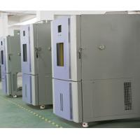 -40 °C ~+150°C Temperature &Humidity test chamber with Workspace 1000*1000*1000mm Manufactures