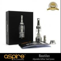 2014 best selling bottom dual coil glassomizer nautilus kit with best price Manufactures