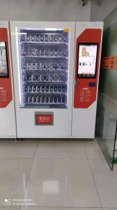 Best seller foods drinks vending machine with cheap price Manufactures