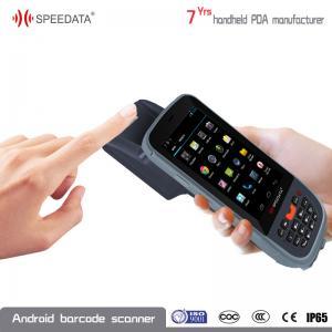 Android Handheld Fingerprint Scanner NFC Reader A7 1.3GHz Qard core Manufactures