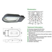 200w induction lamp street light Manufactures