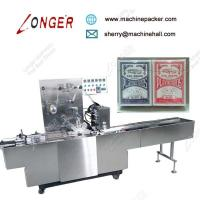 China Full Automatic Bopp Film Transparent Cellophane Packing Machine,Box Overwrapping Machine Price For Sale on sale