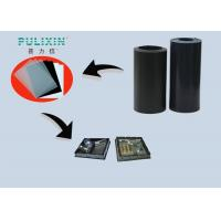 Black Coated Conductive HIPS Plastic Sheet Roll for Thermoforming / ESD Blister Manufactures