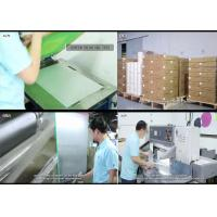 Matte Cold Peel Printable Heat Transfer Film Sheets And Rolls For Screen Printing Plastisol Inks Heat Transfer Printing Manufactures