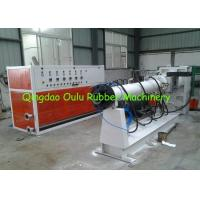 Cheap High Output Rubber Extruder Machine 1200mm Height With Electrical Control System for sale
