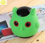 Animal Design Custom Silicone Protection Case , Mini Bluetooth Speaker Manufactures