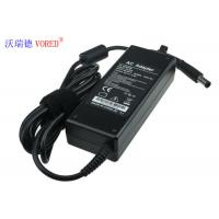 7.4 * 5.0mm DC Plug HP Universal Laptop Charger , High Power HP Laptop Adapter Manufactures