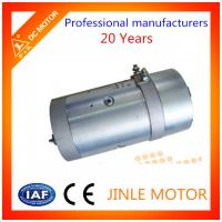High Power 3KW Dc Motor Hydraulic 2850RPM 125MM OD Gearboxes Available Manufactures