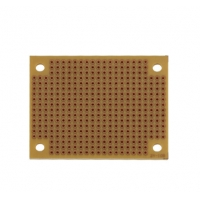 FR-1 Breadboard Copper Base PCB Prototyping Board 60 * 44mm 1.6mm Thickness Manufactures