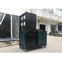 China Black Industrial Tent Air Conditioner Drez Portable HVAC Temperary Cooling System on sale